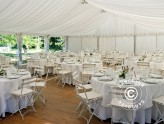 Marquee for weddings and more