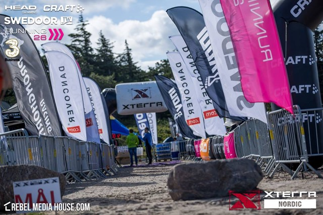 Xterra Nordic and event equipment from Dancover