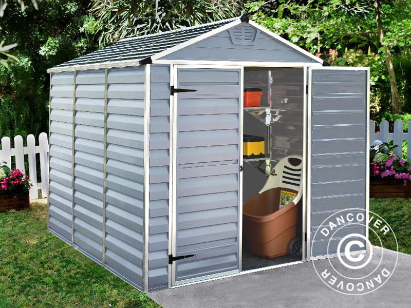 Garden shed Skylight