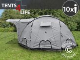 Refugee tent from Dancover