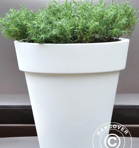 Planters in lightweight materials