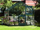 Greenhouses for your own produce