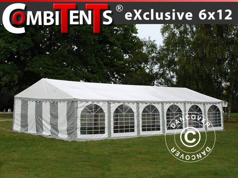 CombiTents Marquee – match it with the number of guests at your party