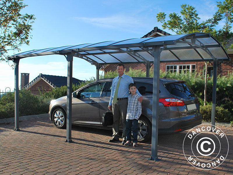Carport from Dancover