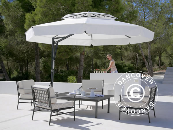 Parasols with a touch of class