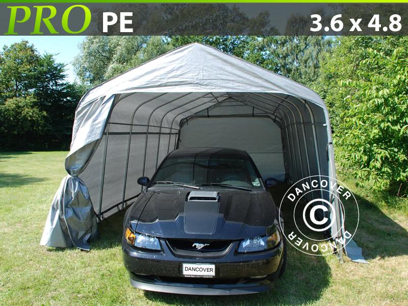 Portable garages for storage