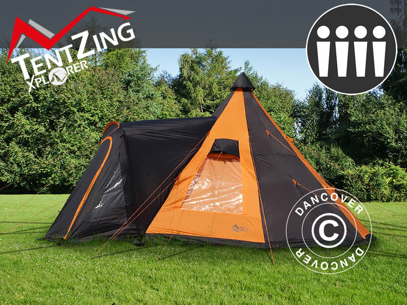 Affordable camping tents