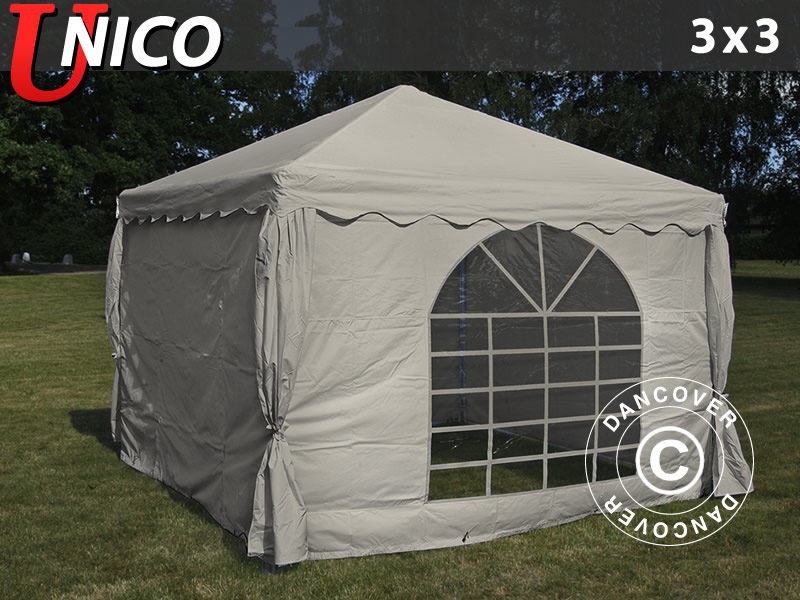 New coluor UNICO marquee