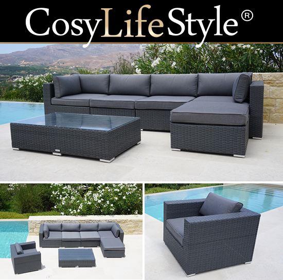 garden furniture from CosyLifeStyle