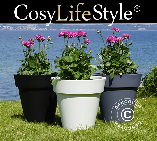Lightweight planters for all kinds of plants