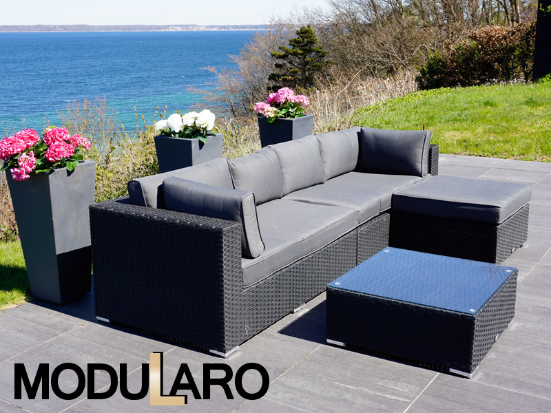 Lounge furniture for the patio