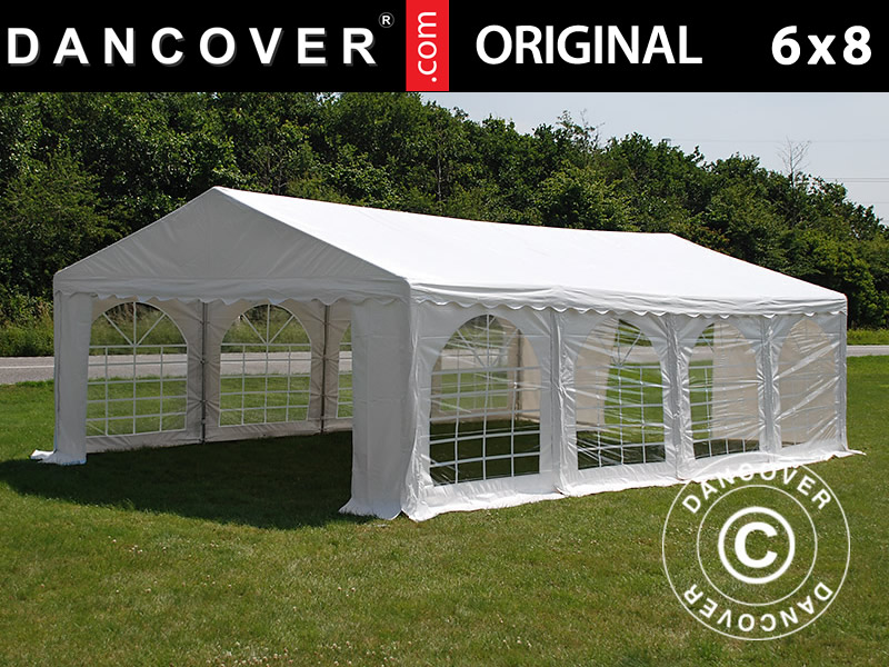 Marquees for parties and events