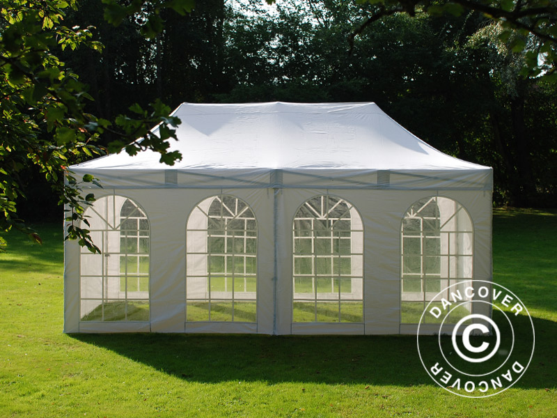 New flextents pop-up gazebos
