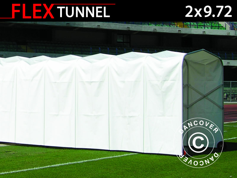 retracable tunnel from Dancover