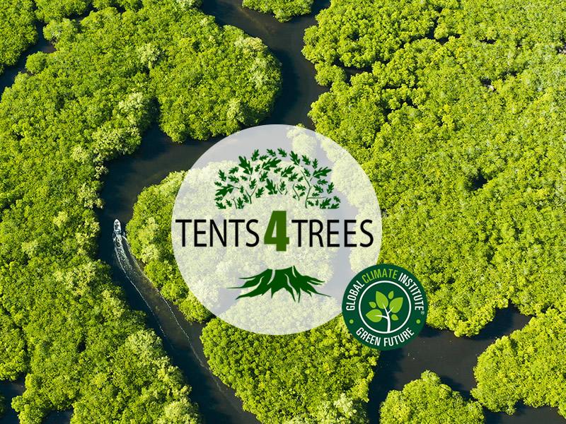 Tents4Trees Dancover Myanmar