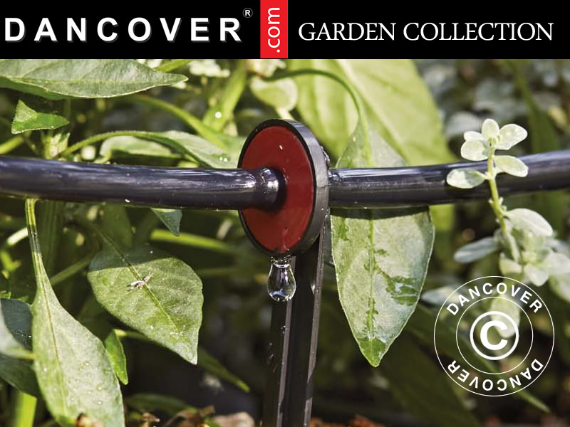 Greenhouse accessories like irrigation systems and more