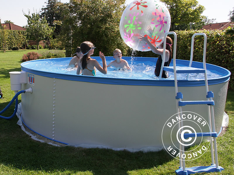 Garden pools for staycation 2021