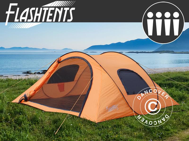 Camping tents for many purposes. Camping tents from Dancover